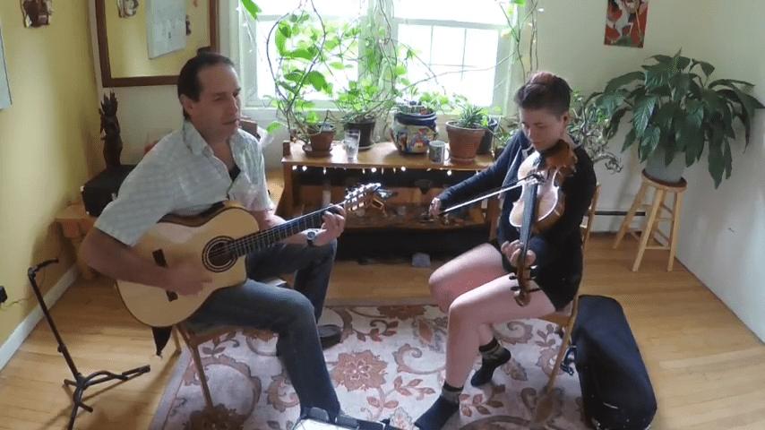 Tony Silva & Zoe Darrow